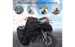 Helen Butler Upgraded XL Motorcycle Cover Waterproof