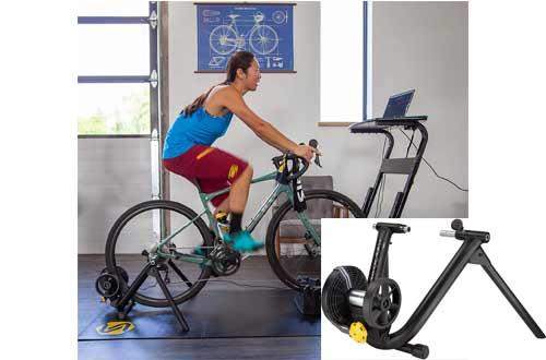 Saris CycleOps M2 Smart Indoor Bike Trainer, Compatible with Zwift App