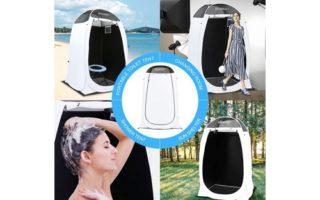 Alvantor Shower Tent Changing Room Outdoor Toilet Privacy
