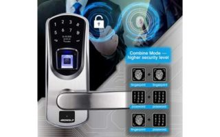 Ardwolf A60 Biometric Door Lock
