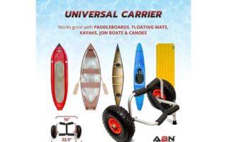 ABN Universal Kayak Carrier – Trolley