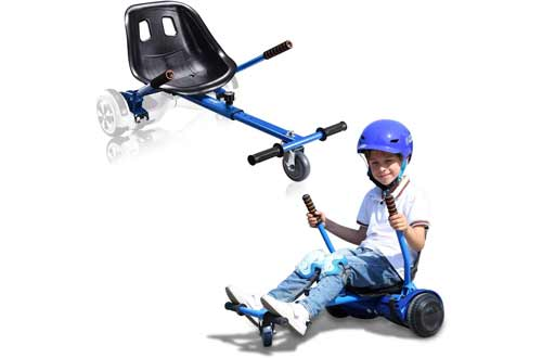 Hoverboard Seat Attachment, Go Kart, Hoverboard Go Cart Accessories