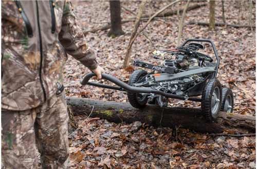 Hawk Crawler Deer and Multi Use Cart