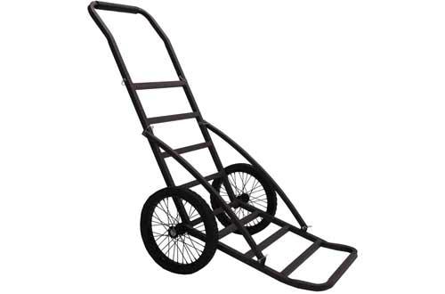 Rogers Sporting Goods Workin' Man 350lb Deer Cart in Brown | Rubber