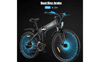 Vivi Folding Electric Bike Ebike
