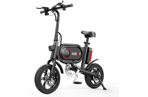 Hiboy P10 Folding Electric Bike for Adults