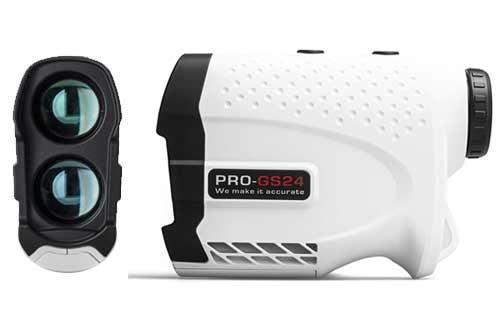 Gogogo Sport Vpro Laser Rangefinder for Golf & Hunting