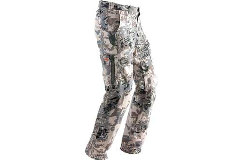 Sitka Gear Men's Ascent Softshell Articulated Hunting Pant