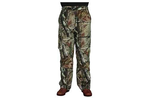 Krumba Men's Camouflage Hunting Windproof Waterproof Seam Sealed Pant
