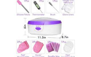 Paraffin Wax Machine for Hand and Feet - Paraffin Wax Bath BTArtbox Paraffin Wax Warmer