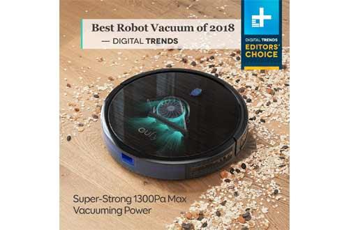 eufy by Anker, BoostIQ RoboVac 11S (Slim), Robot Vacuum Cleaner