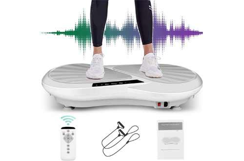 Caroma 3D Vibration Plate Exercise Machine